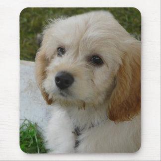 Tapis De Souris Amour de chiot - photo mignonne de chien de
