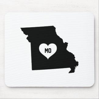 Tapis De Souris Amour du Missouri