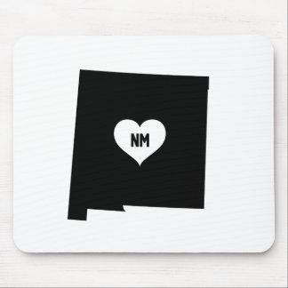 Tapis De Souris Amour du Nouveau Mexique