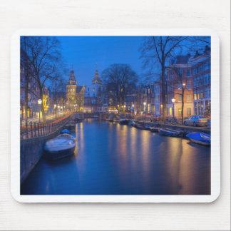 Tapis De Souris Amsterdam, photographie néerlandaise
