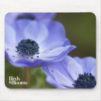 Tapis De Souris Anémone bleue