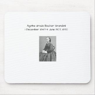 Tapis De Souris Appui Grondahl, 1870 d'Agathe Ursula