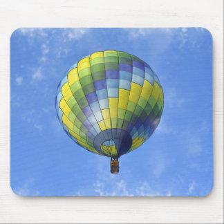 Tapis De Souris Aquarelle chaude d'art numérique de ballon à air