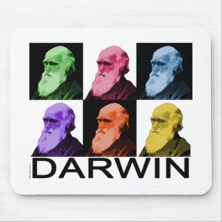 Tapis De Souris Arc-en-ciel Darwin