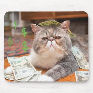 Tapis De Souris Argent de Meow, Meow Problemz