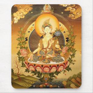 Tapis De Souris Art bouddhiste tibétain