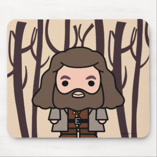 Tapis De Souris Art de personnage de dessin animé de Hagrid