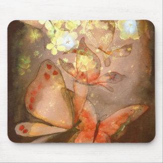 "Tapis De Souris Art Mousepad ""jolis papillons """