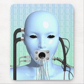Tapis De Souris Art surréaliste moderne principal de Web