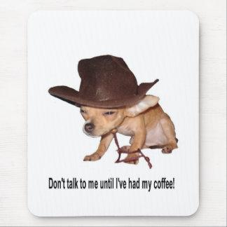 Tapis De Souris Aucun café
