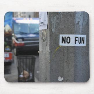 Tapis De Souris AUCUNE photographie urbaine New York NY de