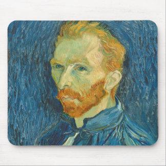 Tapis De Souris Autoportrait de Vincent van Gogh |, 1889