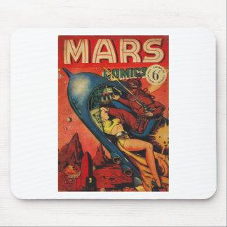 Tapis De Souris Aventure sur Mars