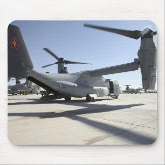 Tapis De Souris Avions à rotor basculant 2 du balbuzard V-22