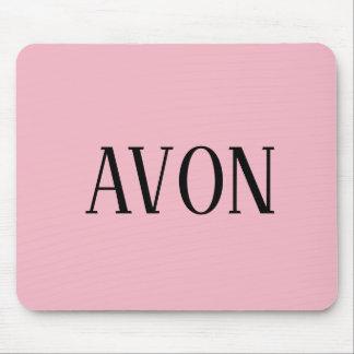 Tapis De Souris Avon rose Mousepad