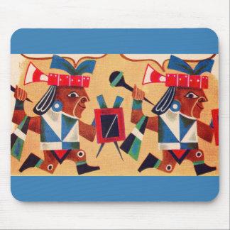 Tapis De Souris Aztèques aztèques