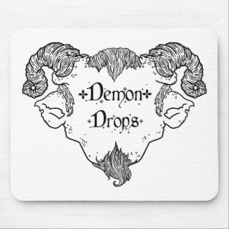 Tapis De Souris Baisses de démon