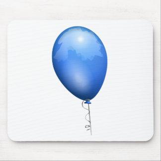 Tapis De Souris Ballon bleu