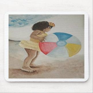 Tapis De Souris Ballon de plage