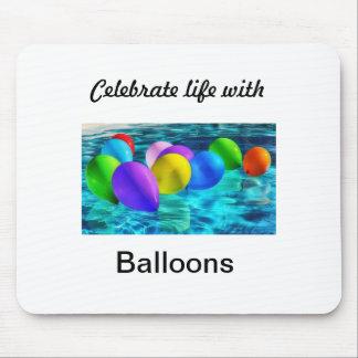 Tapis De Souris ballons