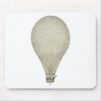 Tapis De Souris Balloon_Charles_Green_1836
