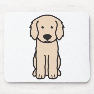 Tapis De Souris Bande dessinée de chien de Labradoodle