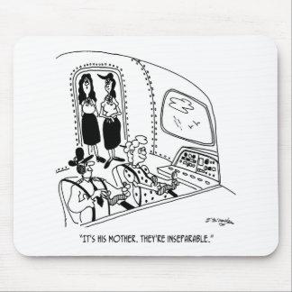 Tapis De Souris Bande dessinée pilote 5139