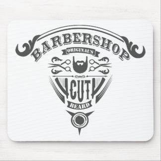 Tapis De Souris Barbershop originals vintage