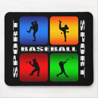 Tapis De Souris Base-ball spectaculaire