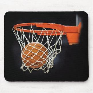 Tapis De Souris Basket-ball Mousepad