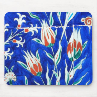 Tapis De Souris Beau jardin (tulipes)