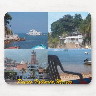 Tapis De Souris beaucoup de scènes de mousepad de Puerto Vallarta…
