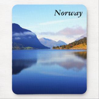 Tapis De Souris Beauté scandinave, Norvège