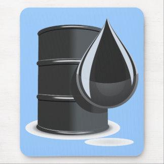 Tapis De Souris Bidon à pétrole