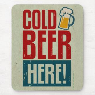 Tapis De Souris Bière froide