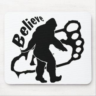 Tapis De Souris Bigfoot croient