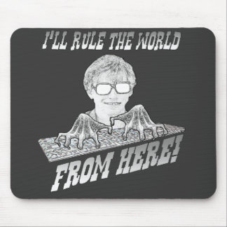 Tapis De Souris Bill Gates Mousepad