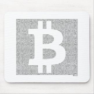 Tapis De Souris Bitcoin binaire