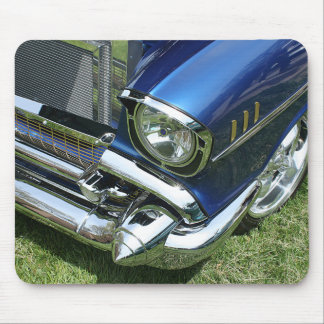 Tapis De Souris ` Bleu 57 Chevy -