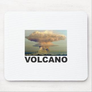 Tapis De Souris bombe de volcan
