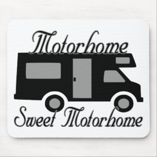 Tapis De Souris Bonbon Motorhome à Motorhome