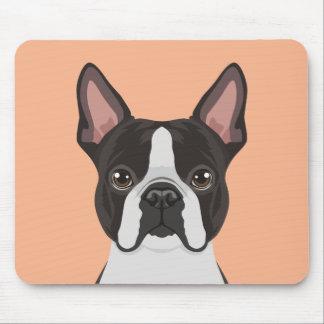 Tapis De Souris Boston Terrier