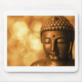 Tapis De Souris Bouddha d'or
