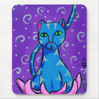 Tapis De Souris Bouddha Kitty