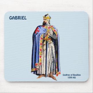 Tapis De Souris Bouillon Costume~Personalised de Godfrey pour
