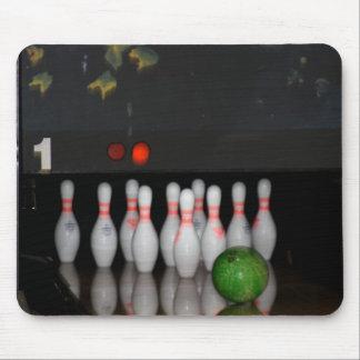 Tapis De Souris Bowling Mousepad