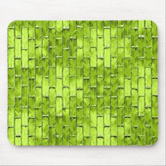 Tapis De Souris Briques vertes iridescentes