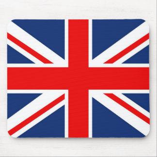 Tapis de souris britannique de drapeau