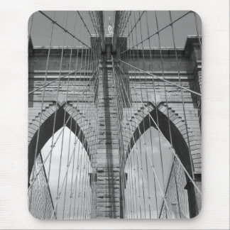 Tapis De Souris Brooklyn Brdige - B&W
