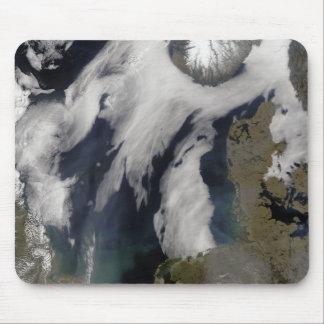 Tapis De Souris Brouillard en Mer du Nord
